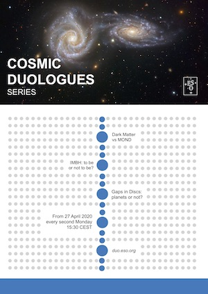 Poster ESO Cosmic Duologues