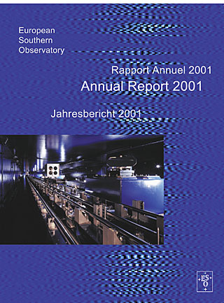 ESO Annual Report 2001