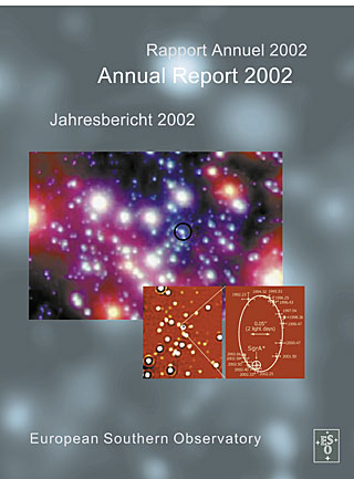 ESO Annual Report 2002