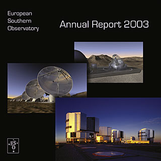ESO Annual Report 2003