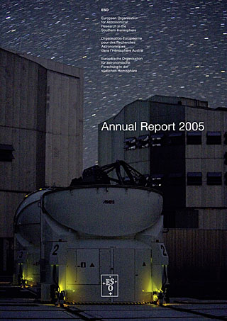ESO Annual Report 2005