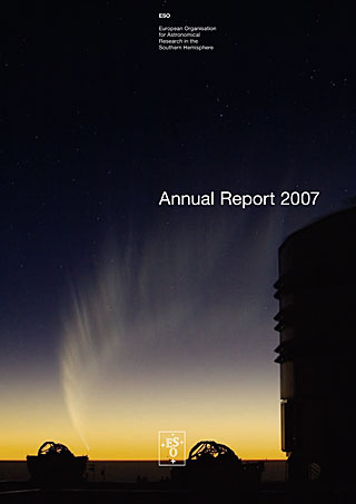 ESO Annual Report 2007