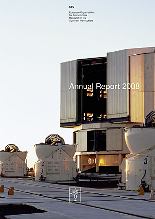 ESO Annual Report 2008
