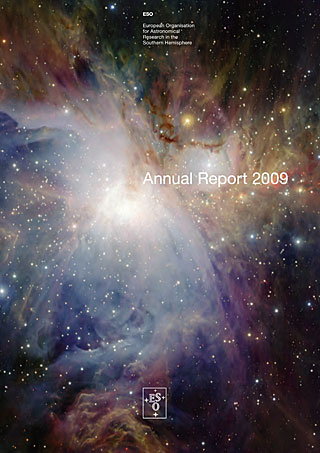 ESO Annual Report 2009