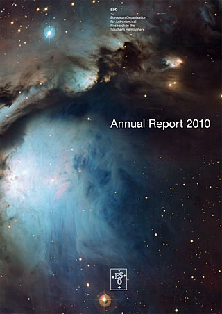 ESO Annual Report 2010