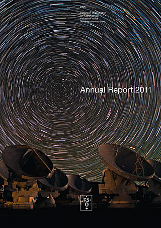 ESO Annual Report 2011