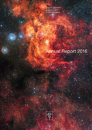 ESO Annual Report 2016