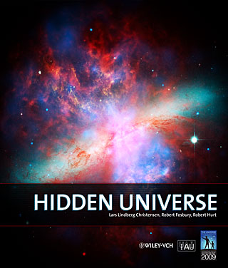Book: Hidden Universe - English