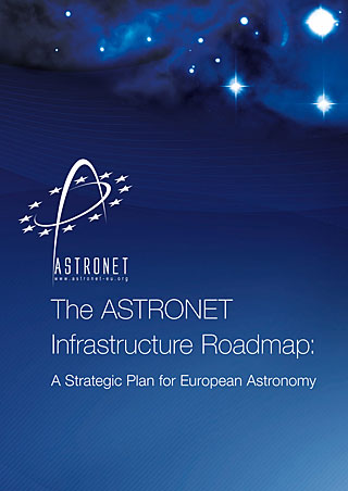 Book: The ASTRONET Infrastructure Roadmap