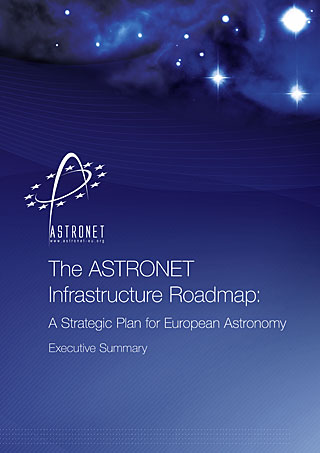 Brochure: The ASTRONET Insfrastructure Roadmap