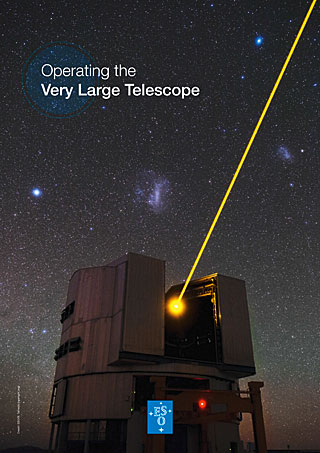 Brochure: Operating the Very Large Telescope