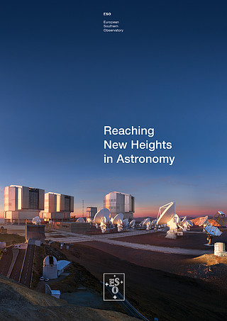 Brochure: Reaching New Heights in Astronomy (English)
