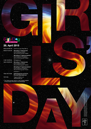 Girls' Day 2018 poster internal