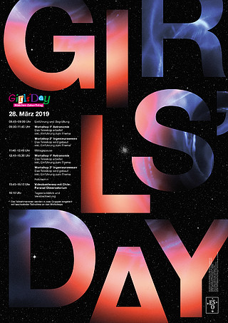 Girls' Day 2019 poster internal