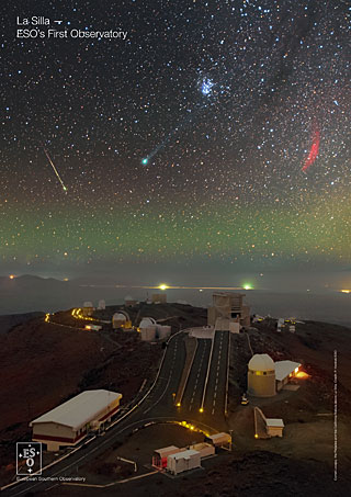 La Silla — ESO's First Observatory handout (2015, English)