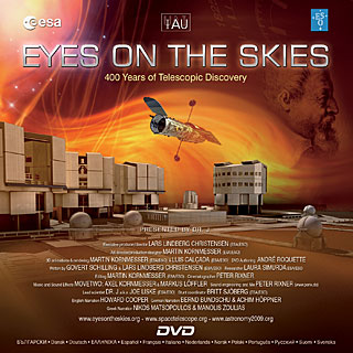 DVD: Eyes on the Skies ( Cardboard Cover, PAL/NTSC DVD )