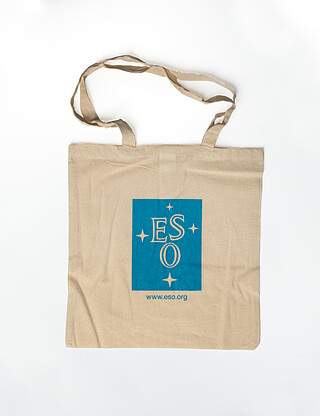 ESO logo canvas bag
