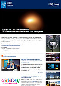 ESO — ESO Telescope Sees Surface of Dim Betelgeuse — Photo Release eso2003