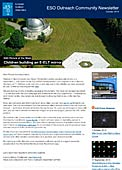 ESO Outreach Community Newsletter October 2014