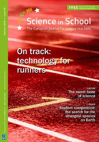 Science in School: Issue 36 - Summer 2016