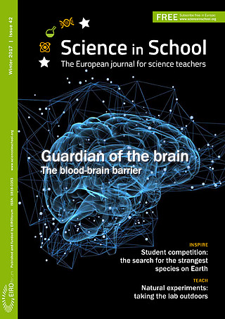 Science in School: Issue 42 - Winter 2017