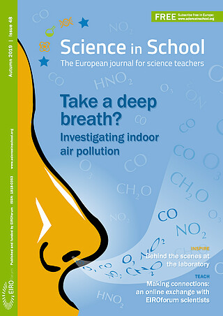 Science in School: Issue 48 - Winter 2019