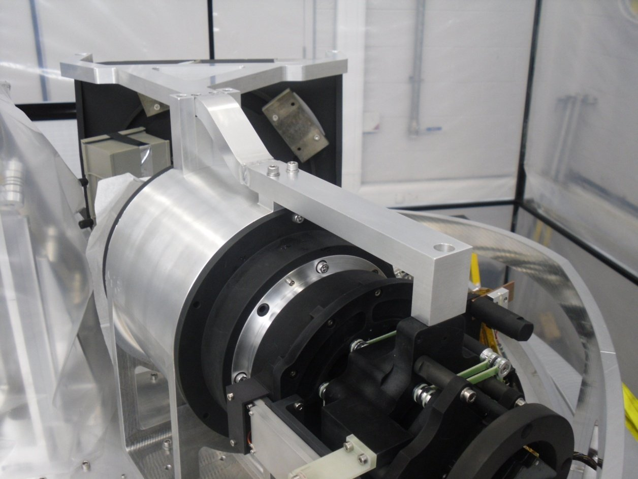 One of the three identical KMOS spectrographs.